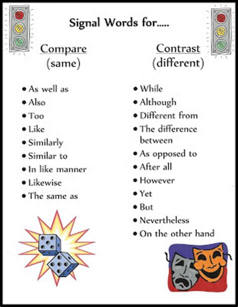 101 Compare and Contrast Essay Topics - ThoughtCo